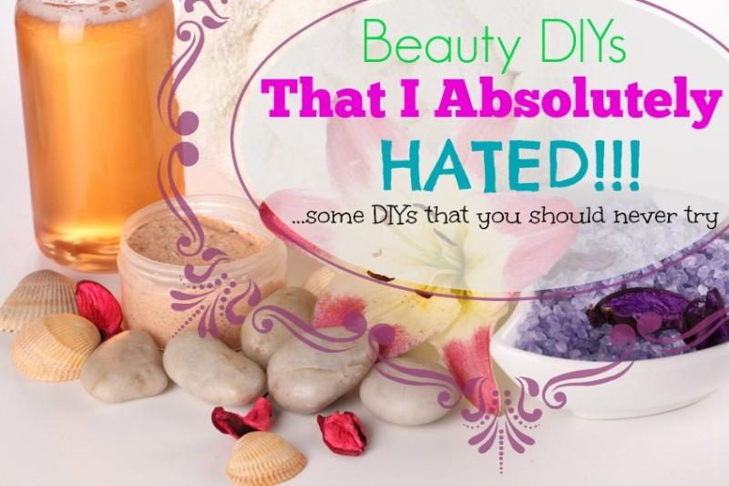 DIYs-i-hated