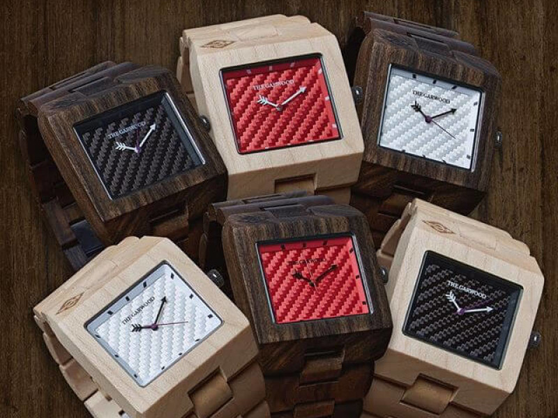 garwood watch colors