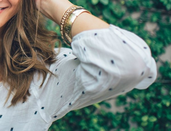 how to prevent armpit sweat stains in blouse
